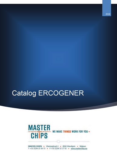 Frontpage Ercogener catalogue