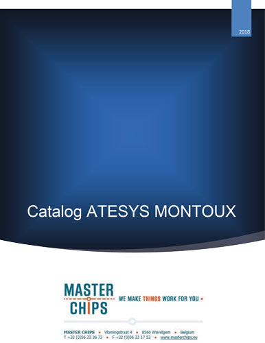 Frontpage Atesys catalogue